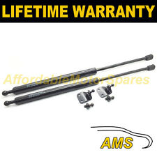 FOR NISSAN 350Z COUPE/HATCHBACK 03-08 GAS STRUTS WITH BIG SPOILERS INC. BRACKETS