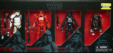 Star Wars Black Series Imperial Forces 6 Inch Set of 4 Action Figures IN STOCK
