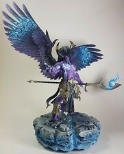 Warhammer 40k Magnus Daemon Prince of Tzeentch custom paint available to order