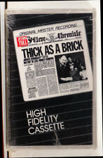 JETHRO TULL - Thick As A Brick > 1988 MFSL US Master cassette > SEALED < RARE