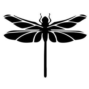 Dragonfly Stencil  A4/A5/A6