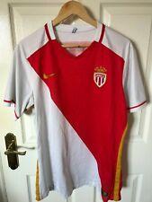 AS Monaco Nike Player Issue Home 2015-16 Shirt XL France