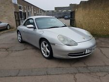 1999 PORSCHE 911 996 CARRERA CABRIO - FSH - DRIVES SUPERBLY - WITH HARD TOP ROOF