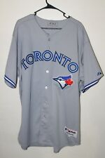 Toronto Blue Jays Coach DeMarlo Hale #20 Game Worn Team Issued 2014 Road Jersey