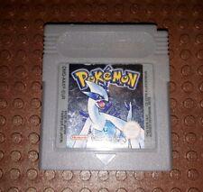 Nintendo Gameboy Spiel Modul Pokemon Silberne Edition. G24