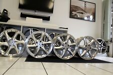 Original Mercedes Alloy Wheels Rims Set 17 Inch Multi-Piece W203 R170 R171 W208