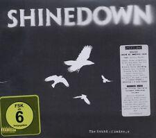 "SHINEDOWN ""THE SOUND OF MADNESS"" CD+DVD NEU"