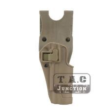 Serpa CQC pistola de mano derecha Cintura Funda Pistola Con Ranura Para Colt 1911 M1911 Chaqueta