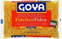 Goya Fideos Fidelini 7 oz (Pack of 3)