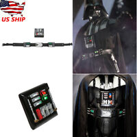 Xcoser Darth Vader Cosplay Leather Belt With Chest Box Costume Prop Dress Up Men