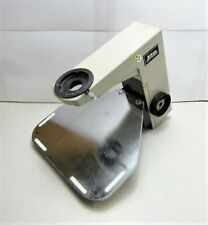 Nikon Optiphot Microscope Arm Amp Stage Assembly