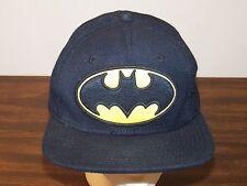 Batman DC Comics Snapback Hat Cap - Ex Condition