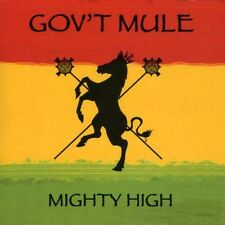 Gov't Mule - Mighty High [New CD]
