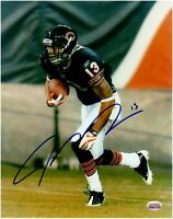 Johnny Knox Chicago Bears Autographed 8x10 Football Photo