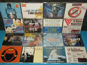 Maxi CD Sammlung, MCD Collection: Electronic, Trance, House, Pop etc. - 135 CD's
