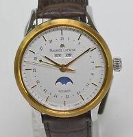 Maurice Lacroix Phase De Lune Herren Uhr Uhren Luxuxuhr Armbanduhr Nr.1469