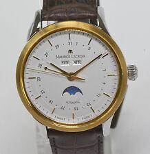 Maurice Lacroix Phase De Lune Herren Uhr Uhren Luxuxuhr Armbanduhr Nr.1468