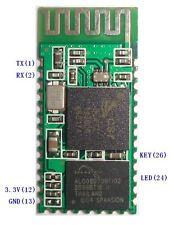 5PCS HC-06 30ft Wireless Bluetooth RF Transceiver Module serial RS232 TTL