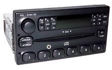 1995-2000 Ford F Series P100 Radio with CD iPod Aux Input F87F-18C815-CA