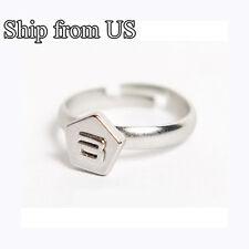 Korea Star Goods BigBang 2012 Still Alive Simple Ring (YGBIGB038)