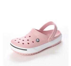 Crocs Crocband II 11989-617 Size Mens 5 Womens  7 Pink