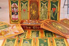 USA Seller Cosplay Anime Card Captor Sakura The Clow cards with 56 Tarot Cards