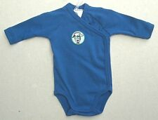 Delphin Gr SANETTA Baby-Body 1//2 Arm weiss//türkis 50,56 UVP 12,95 €  Knaller