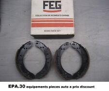 Ford Focus I 1.8 Break 113bhp Delphi Frein Arrière Chaussures 203 mm