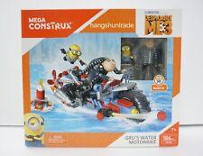 Mega Construx Despicable Me 3 Gru's Water Motorbike Gru Minion Pack