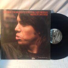 Vintage 1980s George Thorogod Move it on Over  Record Vinyl Album