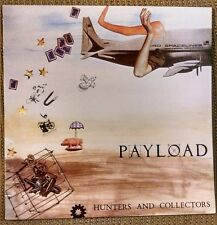 Hunters and Collectors Payload EP LP Org White Label Australia Alternative 1982