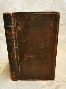 Antique Book The Iliad Of Homer, By Mr. Pope Vol. III - 1736