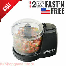 Mini Food Chopper Electric Processor Kitchen Use Small Appliance Cooking Cutting