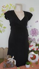 Vêtement grossesse occasion maternité ... Robe Hiver ... T : 34 / 36