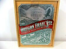 Oregon Trail 3rd Edition: Pioneer Adventures Collector's Edition Limted Edition