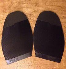 GENTS MENS STICK ON SOLES (non slip rubber grip)