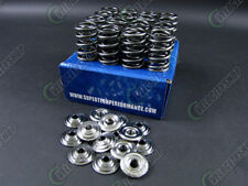 Supertech Valve Springs Retainers Turbo B18C B16A