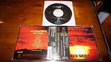 Vandamne / Red Skies JAPAN Vengeance Zinatra OOP!!!!! *L