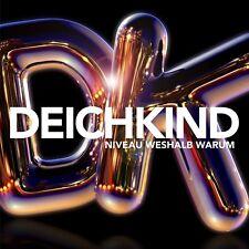 DEICHKIND - NIVEAU WESHALB WARUM  (LIMITED FAN BOX/T-SHIRT L) 2 CD NEUF