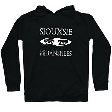 SIOUXSIE AND THE BANSHES HOODIE JUMPER PUNK ROCK