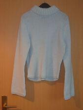 Hüftlange Esprit Damen-Pullover & -Strickware mit Rollkragen ohne Muster