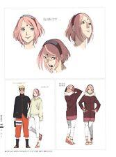 ANIME POSTER 12x18 NARUTO SHIPPUDEN Movie 726292 Haruno Sakura Naruto Clothing