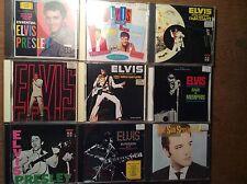 Elvis Presley [9 CD Alben] Sun Sessions + In Person + Back in Memphis + NBC LIVE