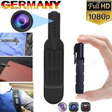 Mini HD 1080P Spion Kugelschreiber Spycam Videokamera Versteckt Kamera Stift