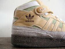 RARE Adidas Originals Recycle Grün Forum Mid 10.5 brown tan beige hemp superstar