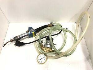 ZINSER  Typ.K10  elektro-pneumatsche Heißluftföhn