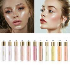 Waterproof High-Light PowderLuster Makeup Brighten Glow Face Powder Eye shadow.