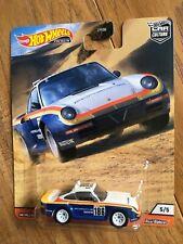 Hot Wheels Premium Series Wild Terrain 1986 Porsche 959
