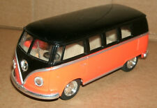 1/32 Scale 1962 Volkswagen Type 2 T1 Bus Diecast Model Transporter Kinsmart 5060