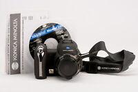Konica Minolta Dimage Z6 Digitalkamera Bridgekamera schwarz OVP